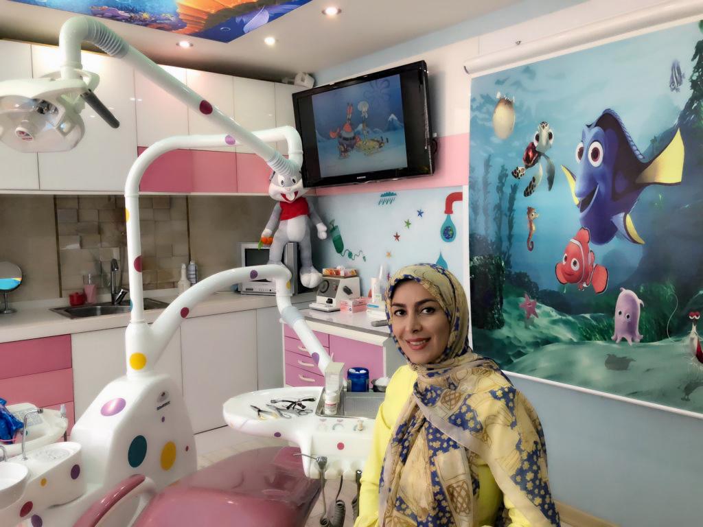خصوصیات دندانپزشک کودکان