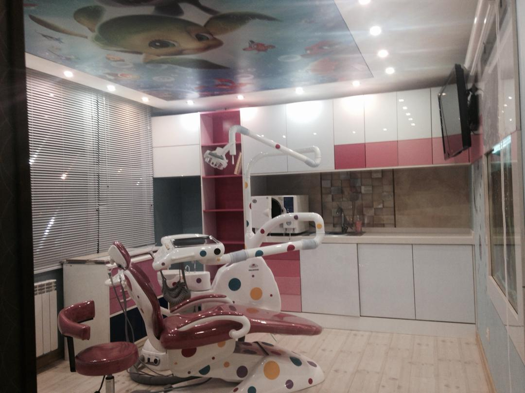 مطب متخصص دندانپزشکی کودکان اصفهان