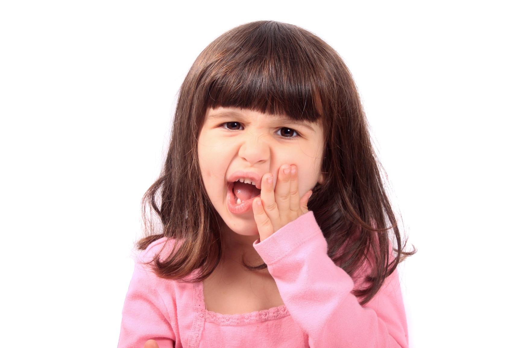 بعد از کشیدن دندان کودکان