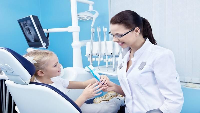 مشکلات دندانپزشکی کودکان