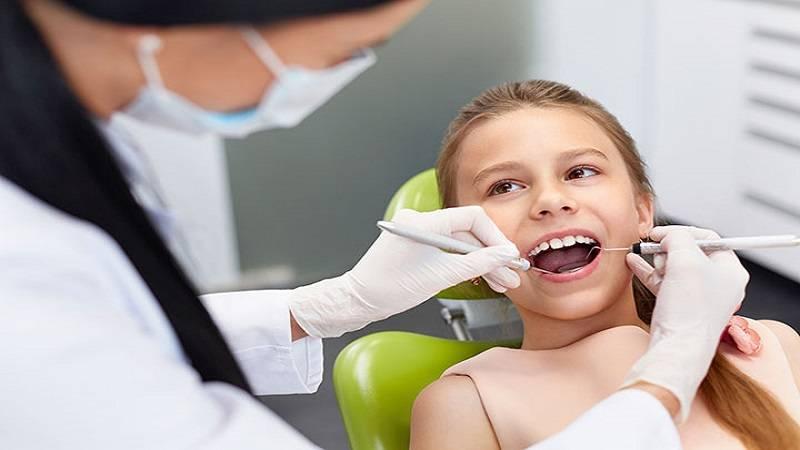 درمان فشورسیلانت کودکان