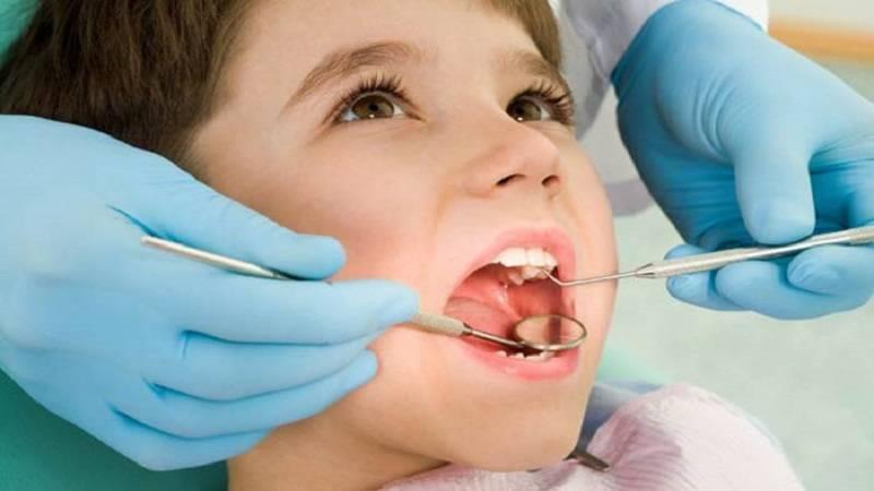 موفقیت عصب کشی دندان کودکان