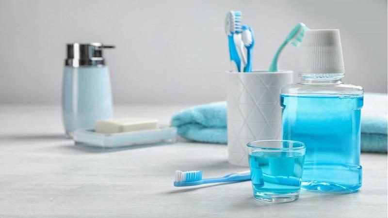 دندانپزشک کودکان اصفهان   انواع دهان شویه