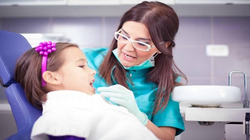 درمان خونریزی لثه کودکان