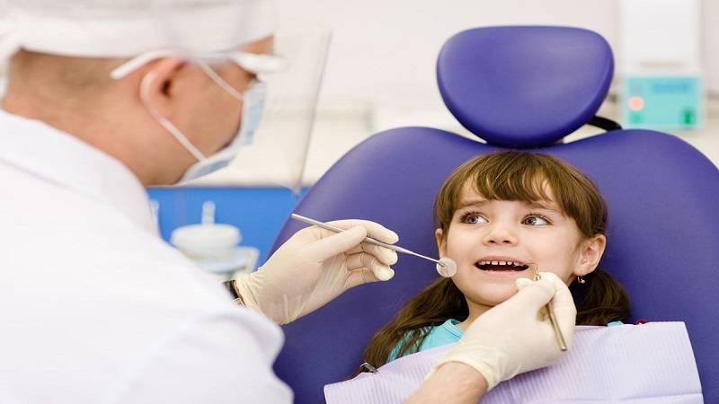 دندانپزشک کودکان اصفهان   لکه های دندان کودکان