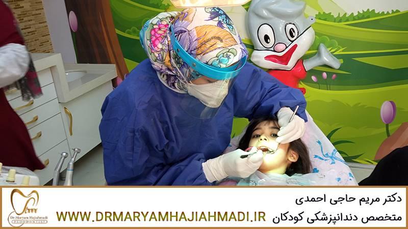 دندانپزشکی کودکان شامل چه خدماتی است؟